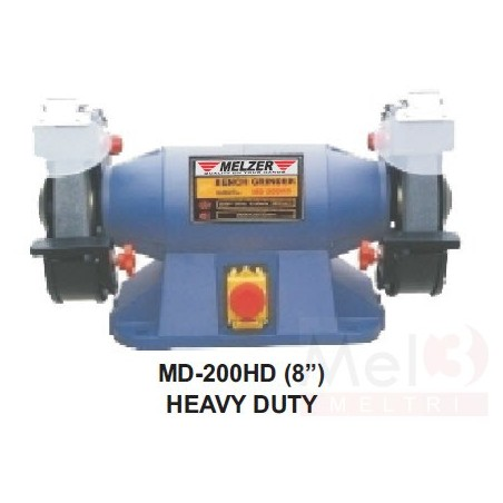 HEAVY DUTY BENCH GRINDER