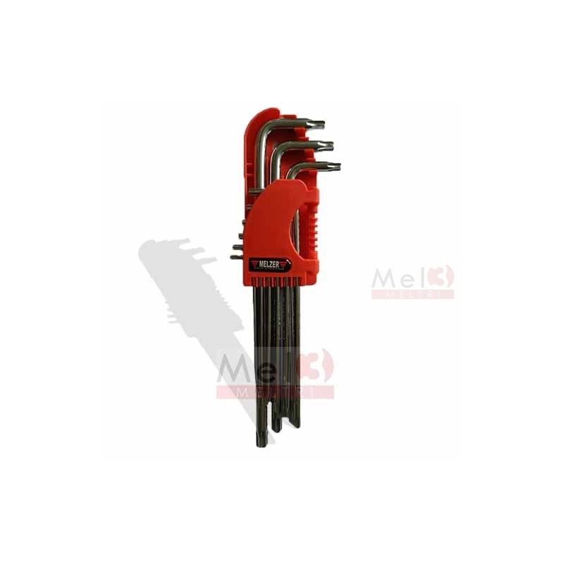 HD TORX HEX KEY SET