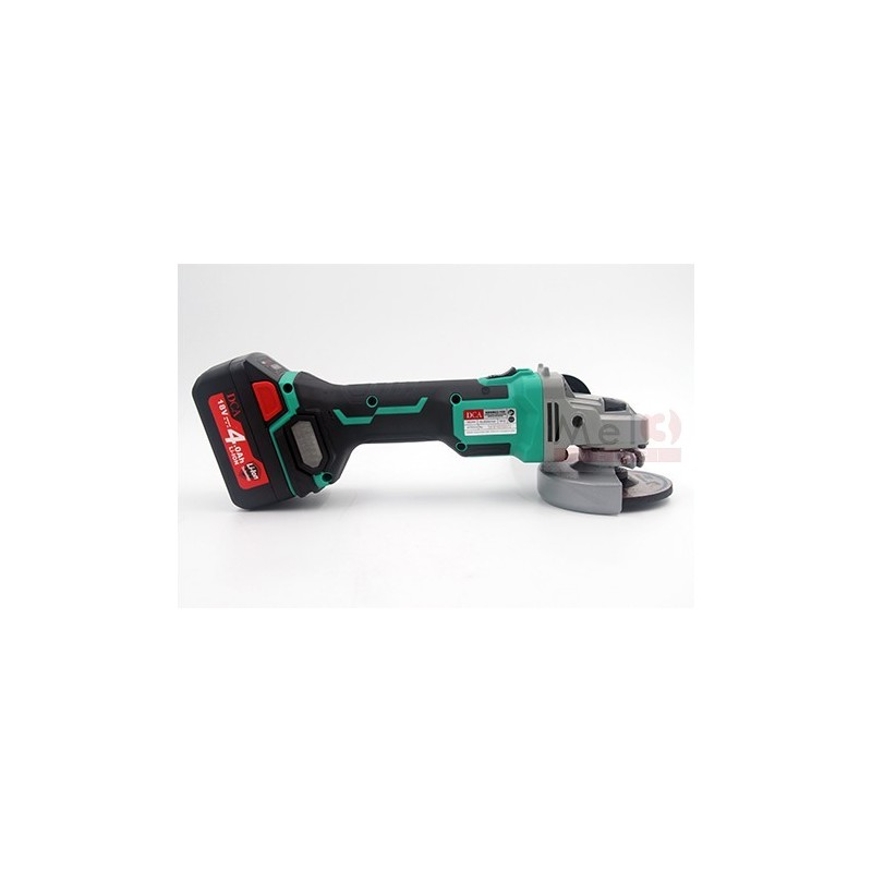 CORDLESS BRUSHLESS ANGLE GRINDER 100 MM ADSM02-100E
