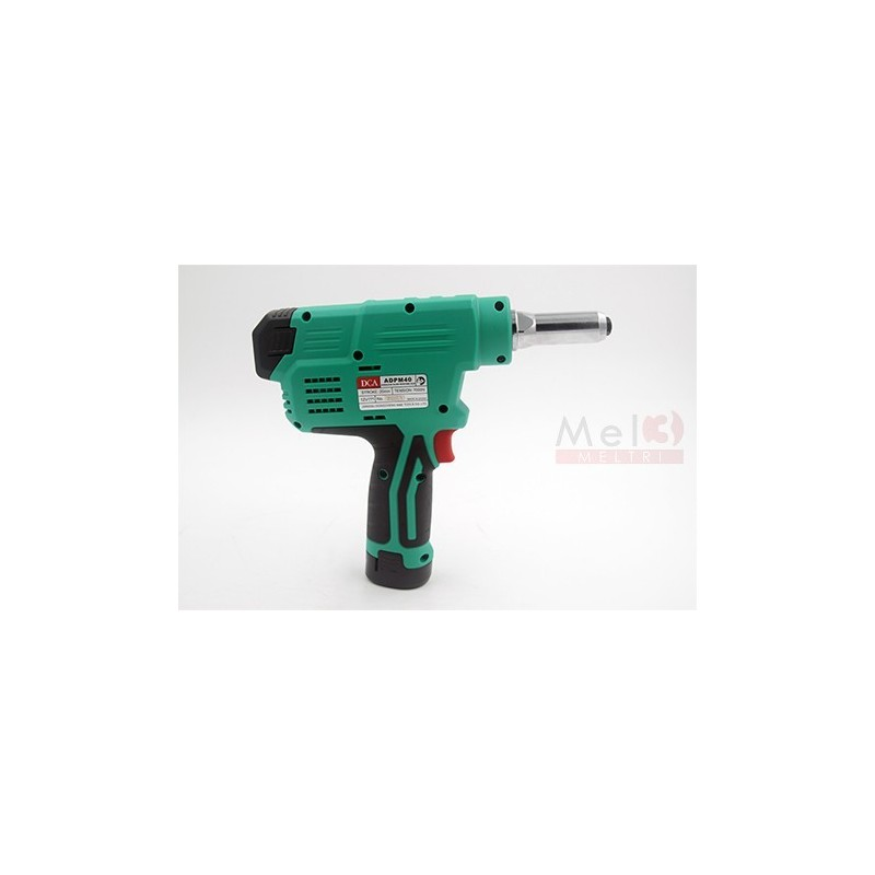 CORDLESS BLIND RIVETING GUN ADPM40E