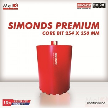 SIMONDS PREMIUM CORE BIT