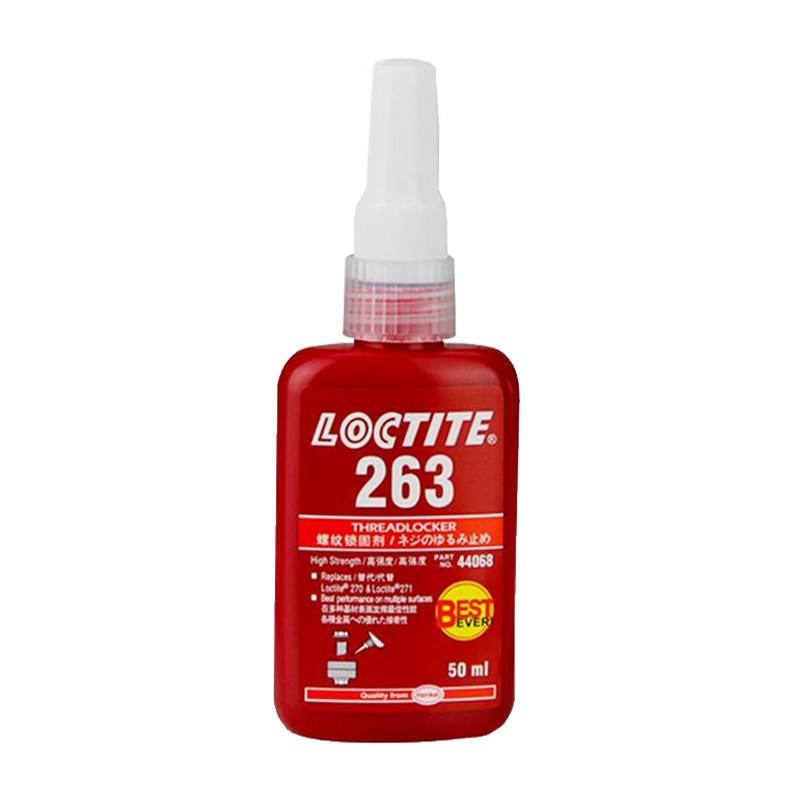 LOCTITE 263 HI STR THREADLOCKER 50 ML