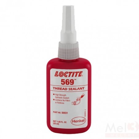 LOCTITE 569 HYDRAULIC SEALANT S/S 50 ML
