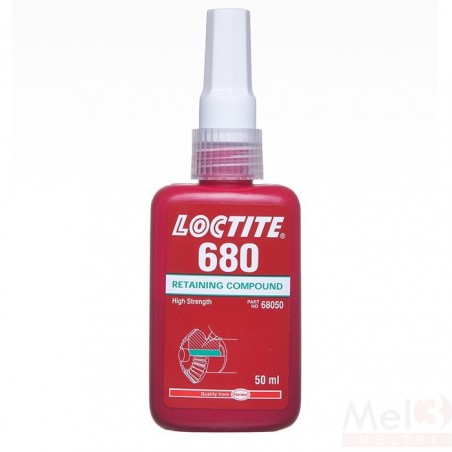 LOCTITE 680 HI VISC RETAINING COMPOUND 50 ML