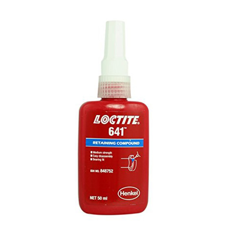 LOCTITE 641 MED STR RETAINING COMPOUND 50 ML