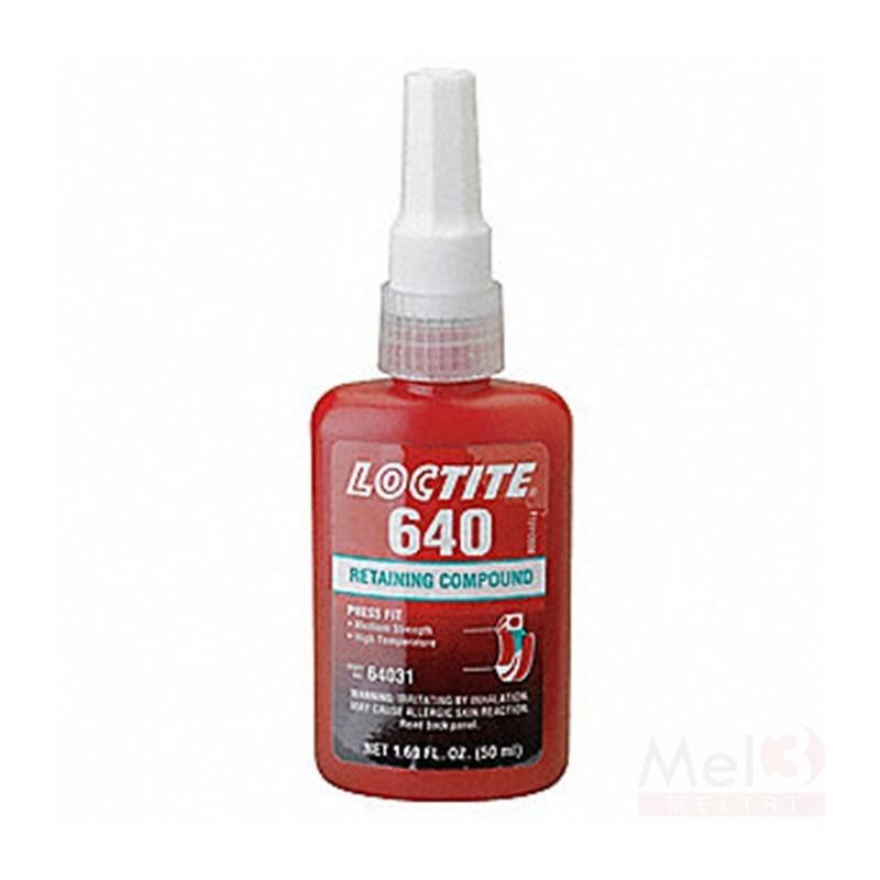 LOCTITE 640 HI TEMP RETAINING COMPOUND 50 ML
