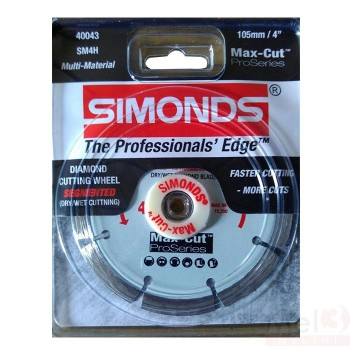 DIAMOND CUTTING WHEEL MAX CUT