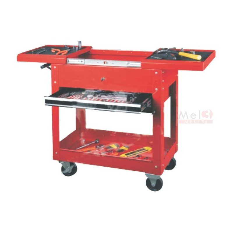 TOOL CART 2 DRAWERS