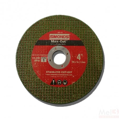CUT-OFF WHEEL MODALOX GREEN