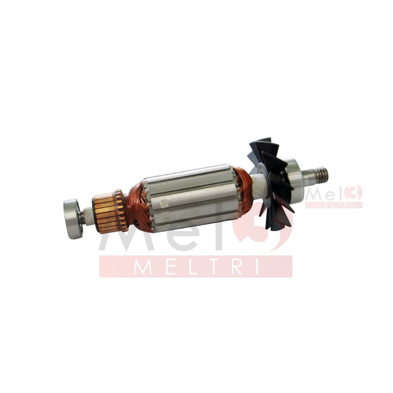 MT190 DCA COMPATIBLE ARMATURE WITH BEARING