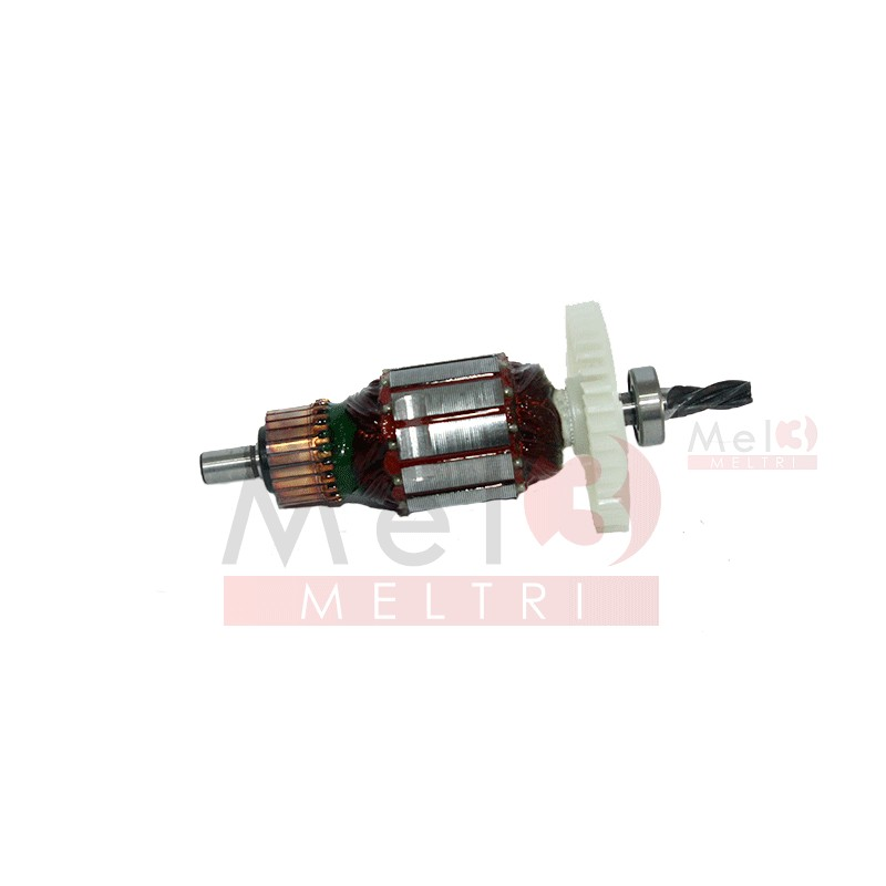GBM350 DCA COMPATIBLE ARMATURE WITH BEARING