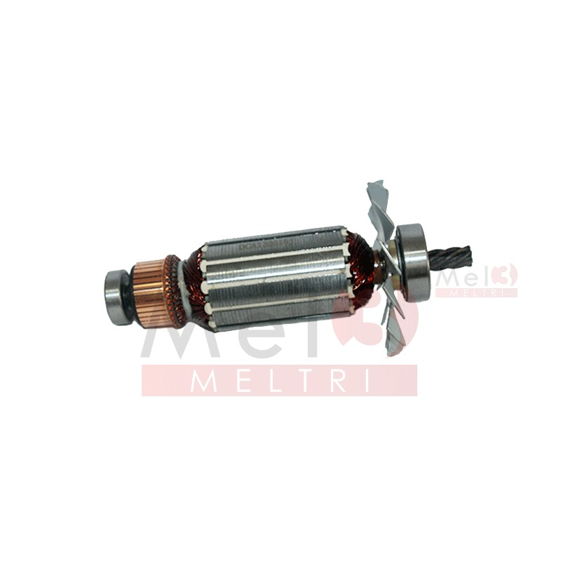 2416S DCA COMPATIBLE ARMATURE WITH BEARING