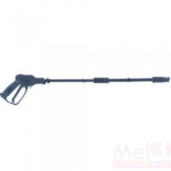 SPRAY GUN WITH ADJUSTABLE