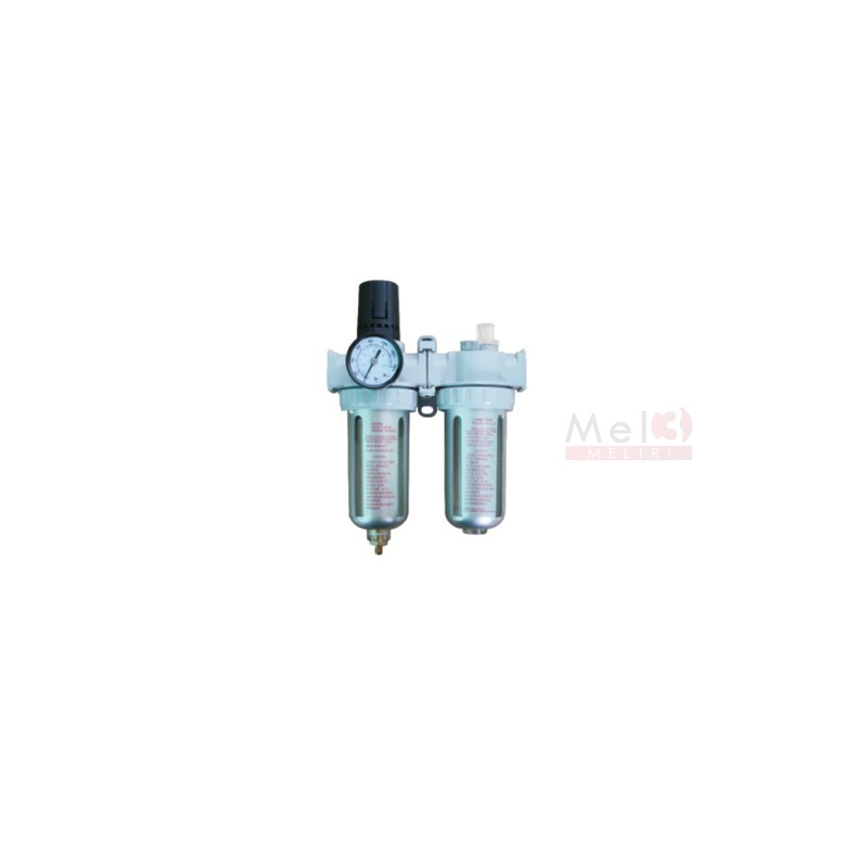 AIR FILTER - REGULATOR & LUBRICATOR 1/2