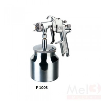 HIGH PRESSURE SPRAY GUN