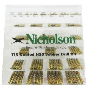 HSS Tin - DISPLAY SET
