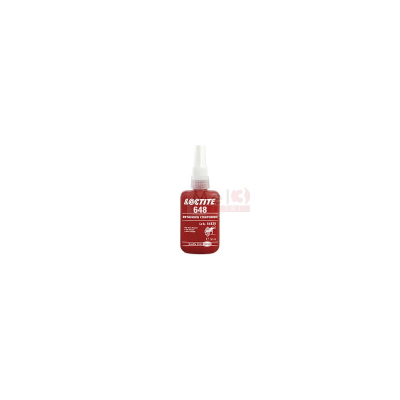 LOCTITE 648 FAST CURE RETAINING COMP 50 ML
